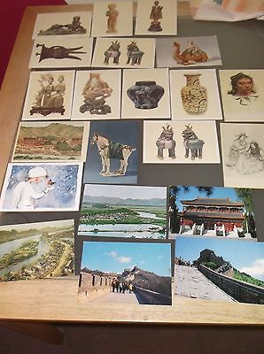 Collectables China-albums 85 Postcards