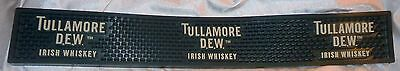 Tullamore Dew Irish Whiskey...Rubber Bar Mat - Runner....NEW