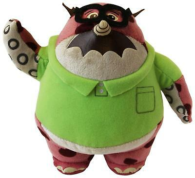 "Monsters University 8""  Soft Plush Toy - Don Carlton - 20058612 - New"