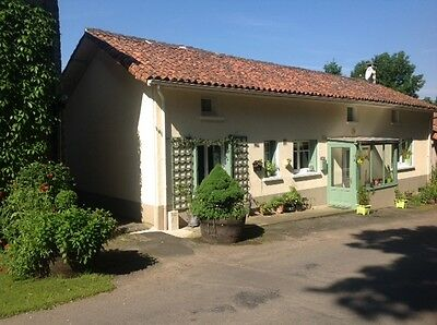 4 bed house, barn, woodland & pool- Charente,France, French, Limousin REDUCED