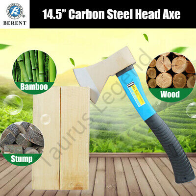 Berent Small Axe Hatchet For Garden Use Comfortable Grip German Standard Finish
