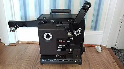 Bell & Howell TQIII Specialist Model 1695 16mm Sound Projector.
