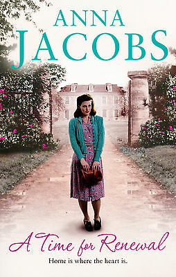 A Time for Renewal - Anna Jacobs - Brand New Paperback