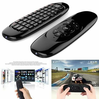 Telecomando Air Mouse Mini Tastiera Control Wireless 2.4Ghz Pc Android Smart Tv