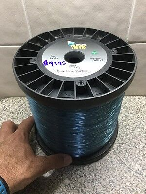 Platypus BULK Mono Fill 60lb Blue  Fishing Line 1.91kg SPOOL reels & Rods