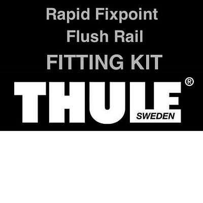 NEW Thule Flush Rail Fitting Kit 4061 for Roof Bars RENAULT Kadjar 5dr SUV 15 on