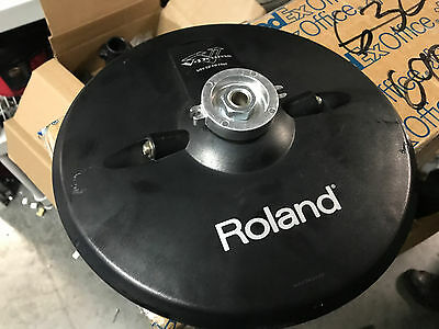 Roland VH-12 Hi hat Drum Cymbals VH12sv 11 vh12 - BOTTOM REPLACEMENT ONLY