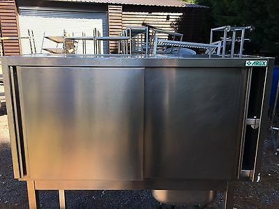 Commercial Catering  Stainless Steel Cabinet