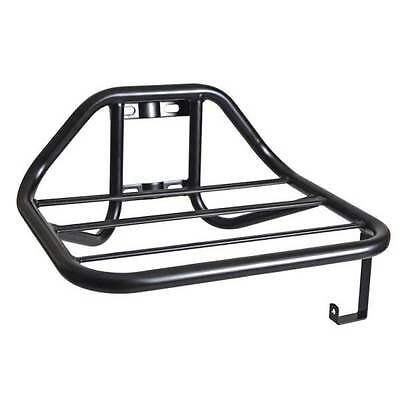 NEW! Steco Ball Head Mount Front Carrier Bicycle Rack - BLACK 30:395:11