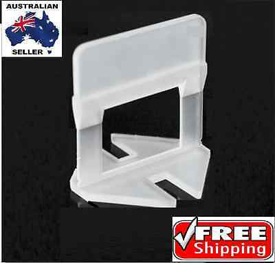Tile leveling System PROFESSIONAL 800 Clips  Only, Levelling Spacer