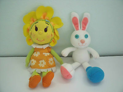 Fifi And The Flowertots Primrose And Cotton Socks Bunny Rabbit