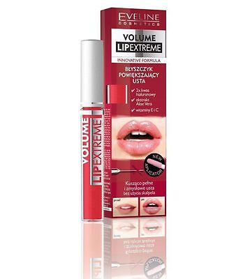 EVELINE COSMETICS VOLUME ENHANCING EXTREME LIP GLOSS LIP PLUMPER in 5 MIN.