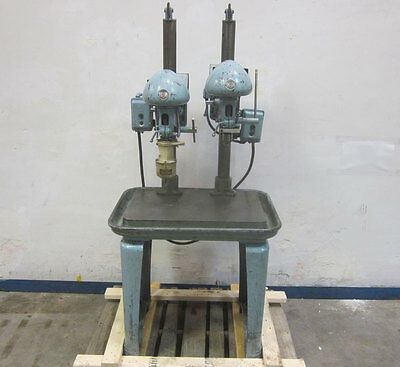 Rockwell Delta Milwaukee 3-Ph 4-Speed Dual Multi-Spindle Drill Press  208V