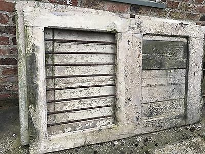 Stable Door Panel 1 Of 2 Farm Rustic Antique Vintage Architectural Salvage 18th