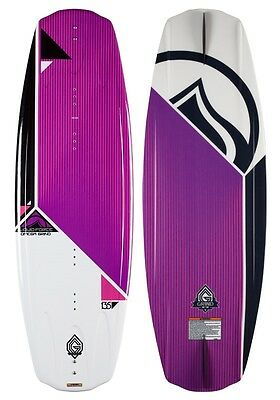 Liquid Force Omega Grind Ladies' Cable Wakeboard, 135. 55912