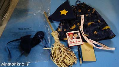 Rare Mint In Older Kathe Kruse Bag Outfit Wizard Magic Never On Doll Wonderful