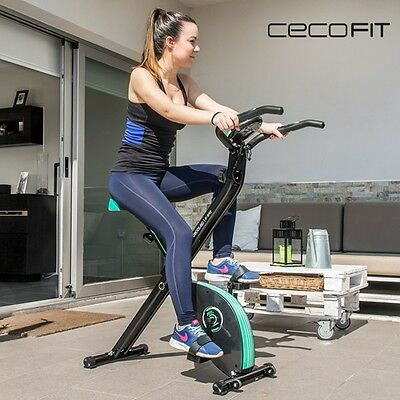 Vélo d'Appartement Pliable Cecofit X-Bike