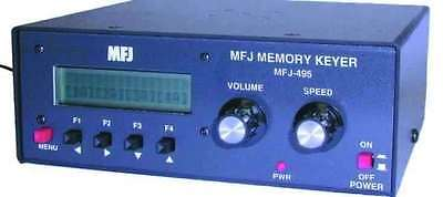 MFJ 495 CW Memory Keyer - SM TECHNOLOGY