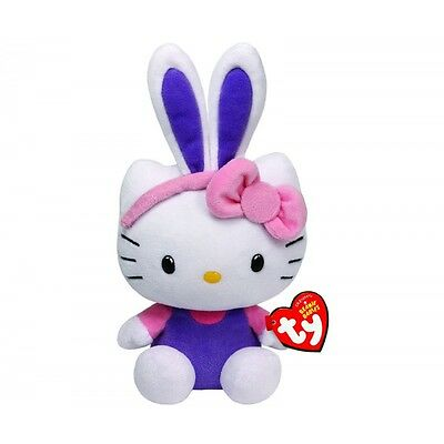 Ty Hello Kitty The Beanie Babies Collection Plüsch 15cm Ostern Easter