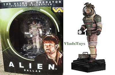 Eaglemoss 1/16 Alien & Predator Collection Dallas (Alien) Issue 6