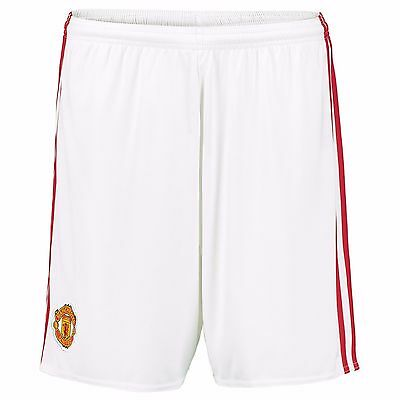 Adult XL Manchester United Home Shorts 2016-17 No6 Printing