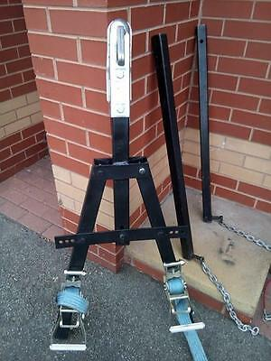 A-Frame Towing Dolly