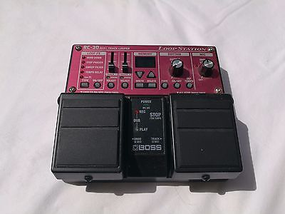 Boss Rc-30 Loop Station - Free Next Day Delivery In The Uk