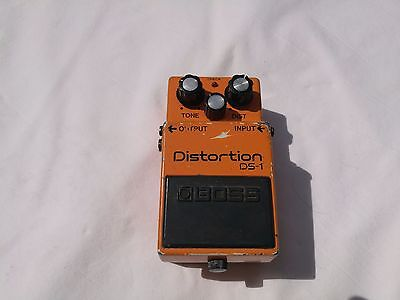 Vintage Boss Ds-1 Mij Japan Ta1736Ap Chip - Free Next Day Delivery In The Uk