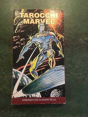 Marvel Tarocchi Tarot Cards Full Set