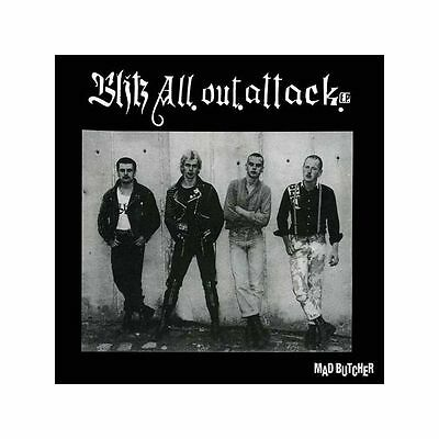 "45, 7"" - Blitz - All Out Attack - RE, UK Punk, Oi!, Hear!"
