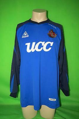 Nagoya Grampus Eight L/S away shirt size L (pit to pit 23 inch) Le Coq UCC