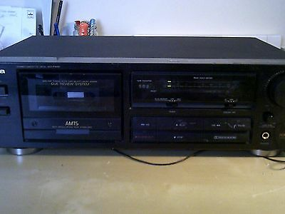Aiwa ADF410 Stereo Cassette Deck