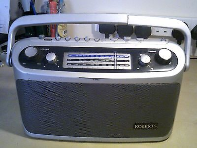 Roberts Classic 928 FM/MW/LW 3 Band Radio with 4 pre-sets