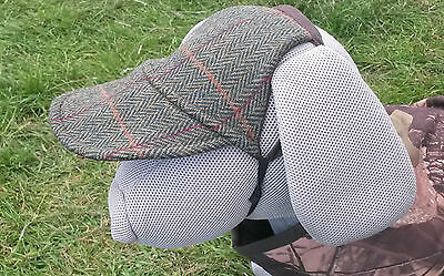 Dog Flat Cap, Sun Hat, Farmers Style Very Popular easily Fitted