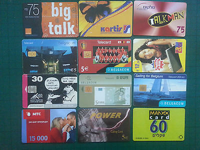 Used Phone and Prepaid Cards