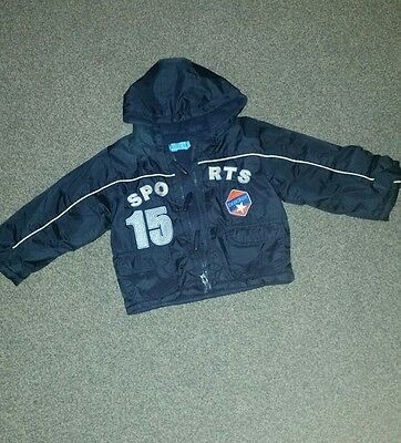 baby boys summer  jacket age 12-18 months