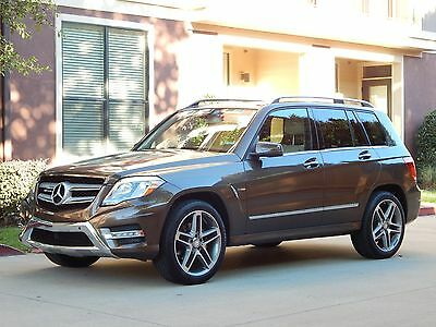 2014 Mercedes-Benz GLK-Class FREE SHIPPING NATIONWIDE! MERCEDES GLK350 AWD 4X4 GLK350 ALL WHEEL DRIVE 4MATIC 52K MILES PANORAMIC ROOF NEW TIRES MINT CONDITION!