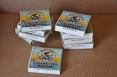 Vintage Cigarette Boxes / packets ( 23 in Total ) from 1940s