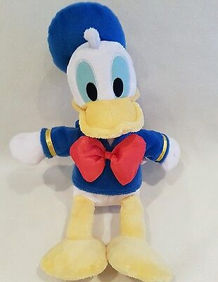 "Donald Duck 13"" Disney large soft toy plush"