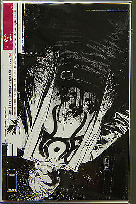 BLACK MONDAY MURDERS #3 (2016) First Printing - Image Comics US - Bagged&Boarded