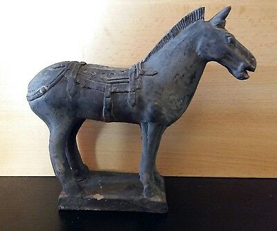 Tang Dynasty Style Pottery Horse