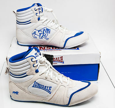 Lonsdale Storm 2 Mens Boxing Boots UK Size 11 New & Boxed