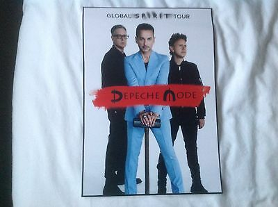Depeche Mode Spirit Tour Poster