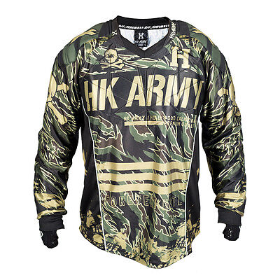 HK Army Hardline Paintball Jersey - Hunter - Medium