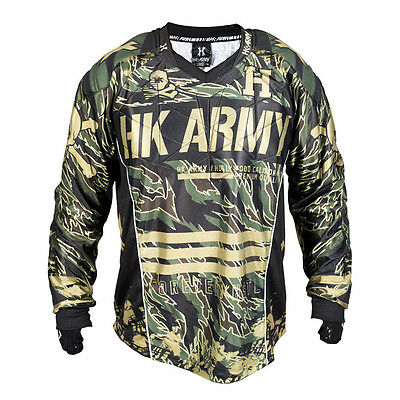 HK Army Hardline Paintball Jersey - Hunter - 3X