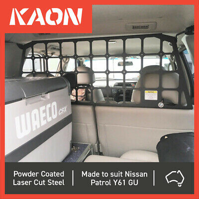 NISSAN GU Patrol Pet and Light Cargo Barrier New Removable Half barrier