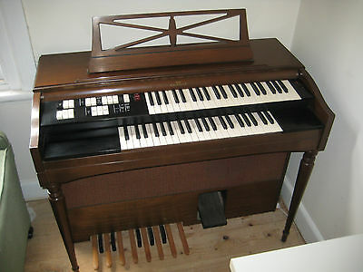Antique Vintage Wurlitzer Organ