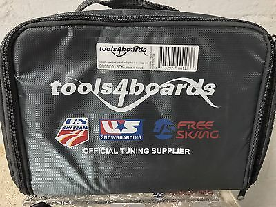 Tools4Boards Globalstation Ski/ Snowboard Wax Tuning Kit