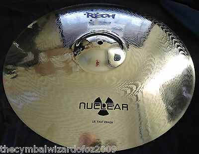 Rech Nuclear 18'' Crash Cymbal - Aussie Owned