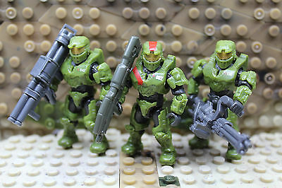 Mega Construx/Bloks - Halo - Spartan Red Team